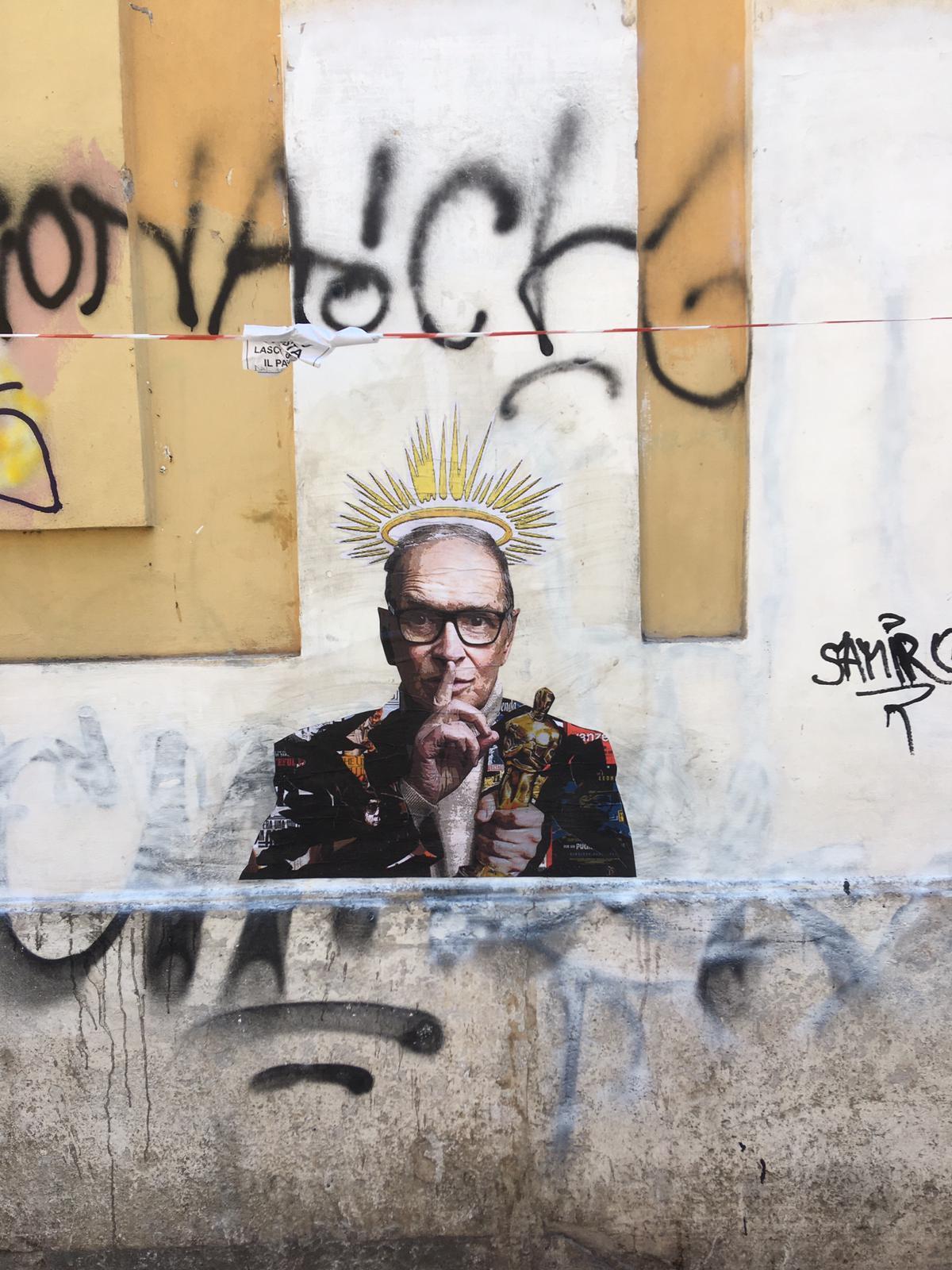 Morricone: Harry Greb omaggia maestro nel cuore di Roma - foto 5